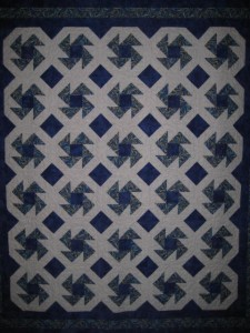 228B-Laurie Brown-In Motion-1-Honorable Mention-Pieced, Single Quilt Maker